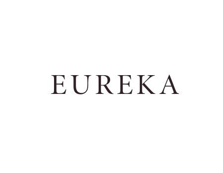"""ヘアーサロン""""EUREKA(エウレカ)ロゴ制作"""