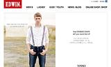 The Style EDWIN LOOKBOOK