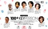 100+ KEYPERSON│渋谷文化プロジェクト 10th ANNIVERSARY