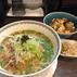 雲林坊の担々麺と麻婆豆腐